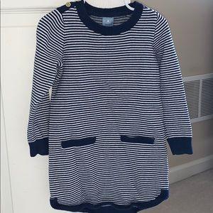 BabyGap sweater dress
